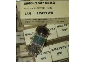 General Electric JAN 12AT7WB