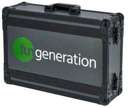 Fun Generation Rack 3U Eco Wood Compact