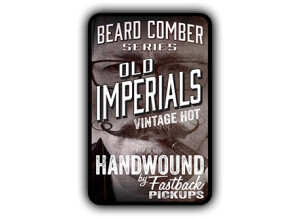 Fastback Guitars Beard Comber Old Imperials