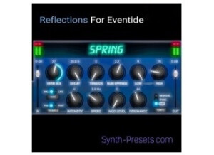 "Synth-Presets Reflections"" For Eventide Spring"