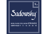 Sadowsky dévoile ses cordes de basse et guitare