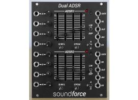 Une double enveloppe ADSR pour Eurorack chez SoundForce