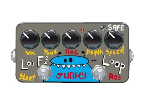 Zvex LoFi Loop Junky