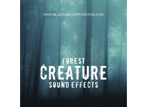 Bluezone Forest Creature Sound Effect
