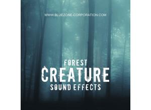 Bluezone Forest Creature Sound Effect