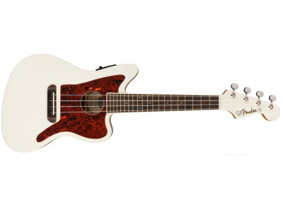 Fender dévoile de nouveaux ukulélés