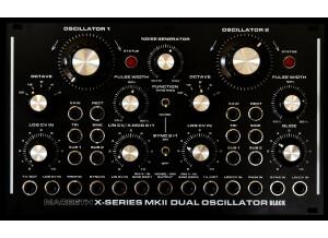 MacBeth Studio Systems X-Series Mk2 Dual Oscillator