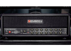 Nembrini Audio Cali Reverb Modern High Gain Amplifier