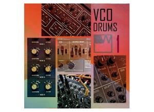 waveshaper VCO Drums VOL1