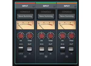 Universal Audio Neve Summing