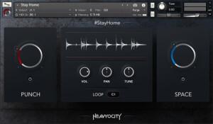 Heavyocity #StayHome