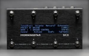 Morningstar FX MC8 MIDI Controller