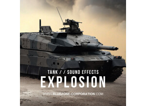 Bluezone Tank - Explosion Sound Effects