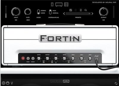 Vente flash sur la Fortin Cali Suite de Neural DSP