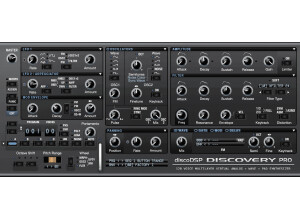 DiscoDSP Discovery Pro 7