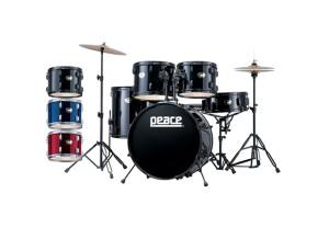 Peace Drums Genesis Series DP-202BK