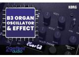 Un Hammond B3 pour le Multi-Engine des synthés Korg
