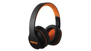 Orange Crest Edition Wireless Headphone