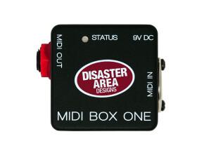 Disaster Area Designs MIDI Box One