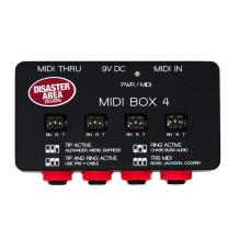Disaster Area Designs MIDI Box 4