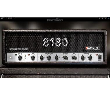 Nembrini Audio 8180 Monster Tube Guitar Amplifier