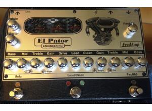 FredAmp Custom Amplification El Pator I (Mesa/Boogie Mark IV)