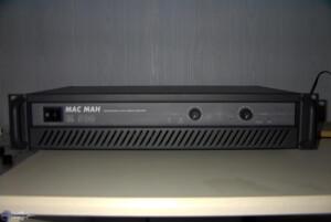 Mac Mah LX 500