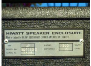 Hiwatt Se4122s 200W fane122849