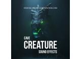 Banque de sons Bluezone Cave Creature Sound Effects