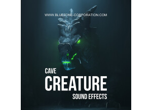 Bluezone Cave Creature Sound Effects