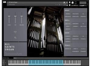Soniccouture All Saints Organ