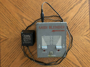 JL Cooper Electronics MIDI BLENDER