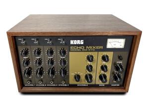 Korg Echo Mixer EM-570