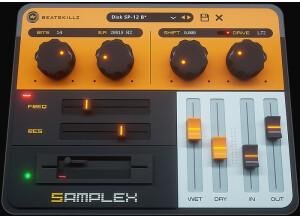 BeatSkillz SampleX