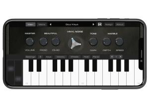 AudioKit Pro Retro Piano