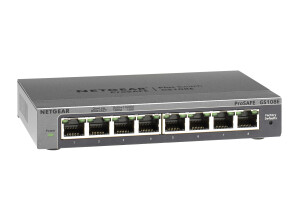Netgear ProSAFE GS108E Plus