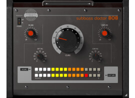 SounDevice Digital lance SubBass Doctor 808 chez United Plugins