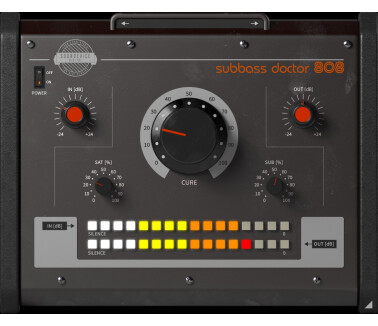 United Plugins SubBass Doctor 808