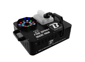 BoomToneDJ Fog Spray 1500 RGB