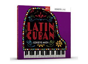 Toontrack Latin Cuban EZkeys MIDI