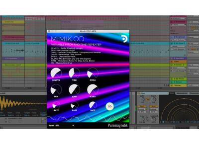 Puremagnetik ajoute Mimik OD à son offre Spark