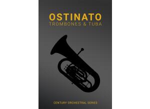 8dio Century Ostinato Brass Trombones & Tuba