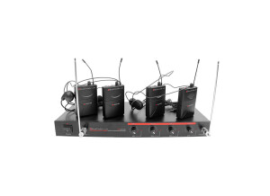 BoomToneDJ VHF Quattro HL GR3