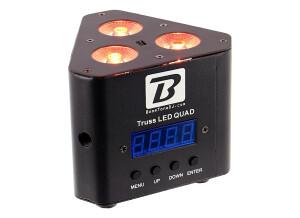 BoomToneDJ Truss LED Quad