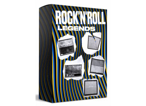 Two Notes Audio Engineering Rock'n'Roll Legends Pack