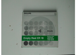 Philips EMPTY REEL ER18
