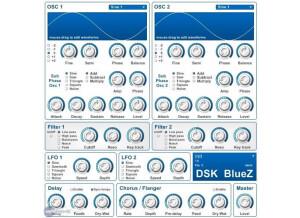 DSK Music BlueZ [Freeware]
