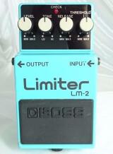 Boss LM-2 Limiter