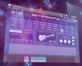 Audiofier Riffendium Volume 6: Funky/Disco Guitars