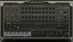 XILS-lab X-201 Vocoder